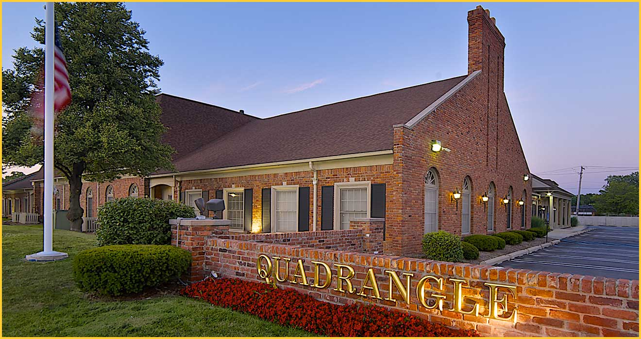 Quadrangle Executive Office Space for lease in Southfield, MI