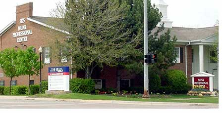 office space available for lease in Clarkston, Michigan